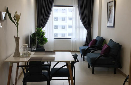 1 Bedroom Apartment (New City) for rent in Binh Khanh Ward, District 2, Ho Chi Minh City, VN.