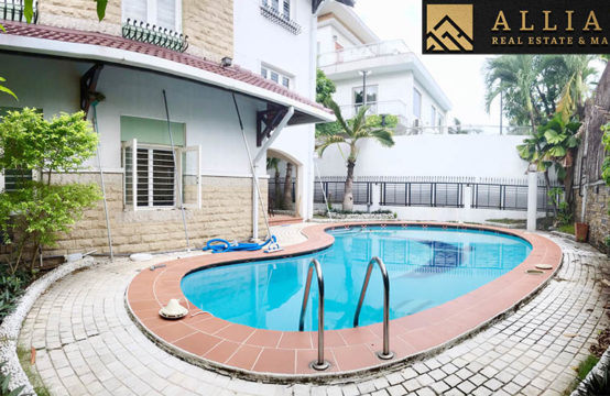 4 Bedroom Villa in Compound for rent in Thao Dien Ward, District 2, Ho Chi Minh City, VN.