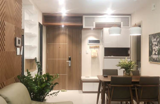 2 Bedroom Apartment (New City) for rent in Binh Khanh ward, District 2, Ho Chi Minh City, VN.