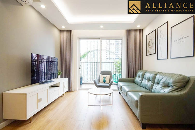2 Bedroom Apartment (Vista Verde) for rent in Binh Trung Tay Ward, District 2, Ho Chi Minh City, VN