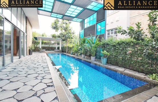 Villa in Compound for rent in Thao Dien Ward, District 2, Ho Chi Minh City, Viet Nam