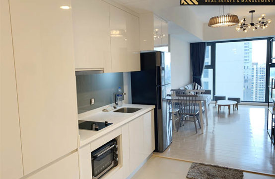 Studio Apartment (Gateway) for rent in Thao Dien Ward, District 2, Ho Chi Minh City.