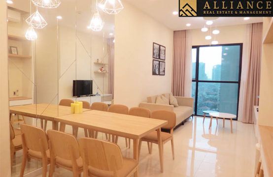 2 Bedroom Apartment (Ascent) for rent in Thao Dien Ward, District 2, Ho Chi Minh City.