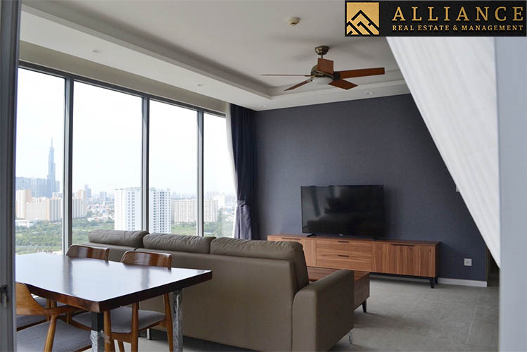 3 Bedroom Apartment (Diamond Island) for rent in Binh Trung Tay Ward, District 2, Ho Chi Minh City, Viet Nam
