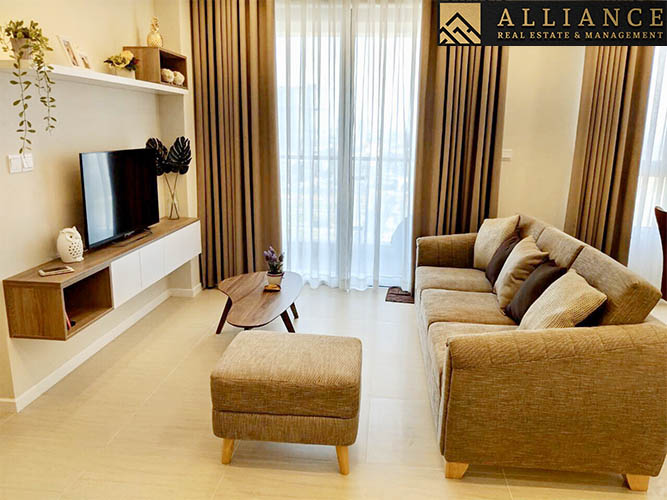 2 Bedroom Apartment (Diamond Island) for rent in Binh Trung Tay Ward, District 2, Ho CHi Minh City.