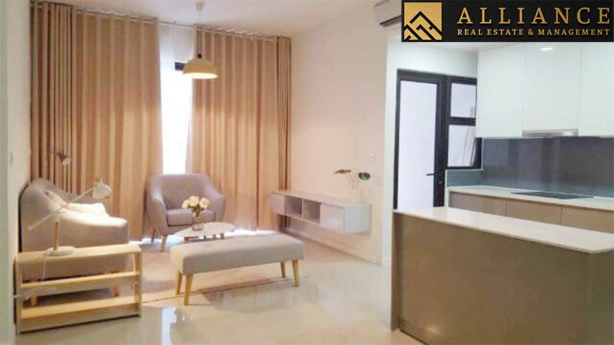 2 Bedroom Apartment (Estella Heights) for rent in An Phu Ward, District 2, Ho Chi Minh City, VN.