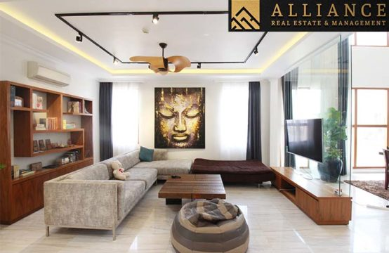 4 Bedroom Apartment (Tropic Garden) for rent in Thao Dien Ward, District 2, Ho Chi Minh City, VN