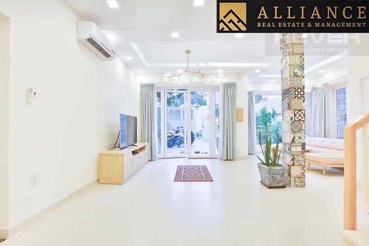 Villa for rent in Thao Dien Ward, District 2, Ho Chi Minh City, Viet Nam