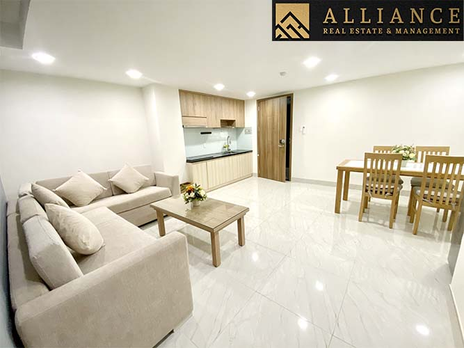 1 Bedroom Serviced Apartment for rent in Thao Dien Ward, District 2, Ho Chi Minh City