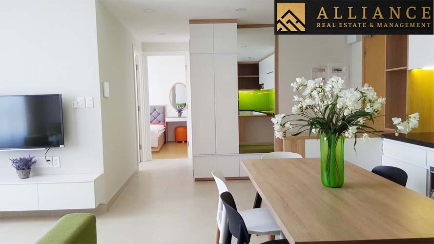 2 Bedroom Apartment Masteri Thao Dien) for rent in Thao Dien Ward, District 2, Ho Chi Minh City
