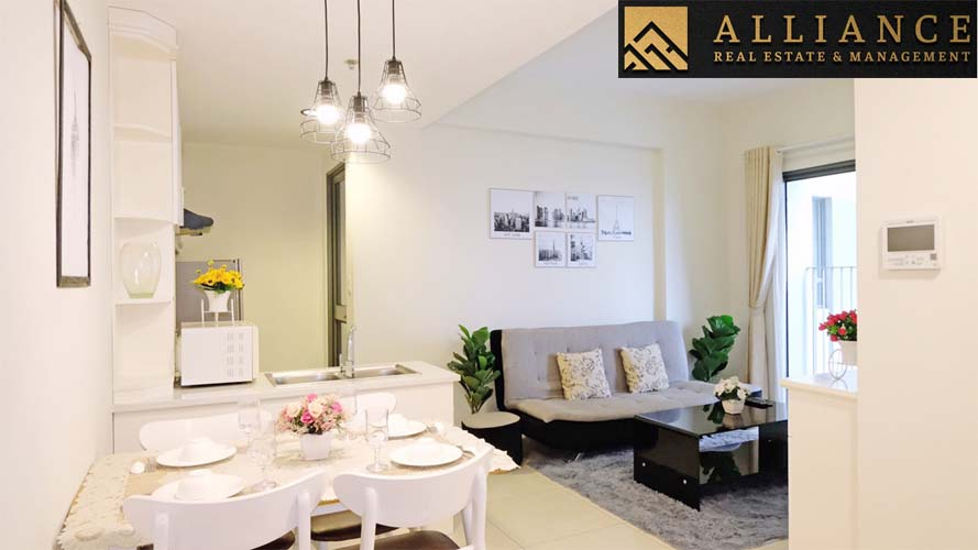 2 Bedroom Apartment (Masteri Thao Dien) for rent in Thao Dien Ward, District 2, Ho Chi Minh City,Việt Nam.