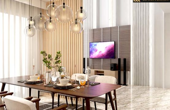Penthouse Apartment (Tropic Garden) for rent in Thao Dien Ward, District 2, Ho Chi Minh City, Viet Nam.