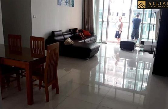 3 Bedroom Apartment (The Vista) for rent in An Phu Ward, District 2, Ho Chi Minh City.