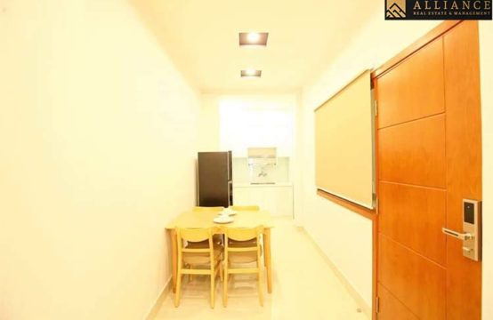 1 Bedroom Serviced Apartment for rent in Thao Dien Ward, District 2, Ho Chi Minh City, Viet Nam.