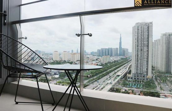 1 Bedroom Apartment (Gateway) for rent in Thao Dien Ward, District 2, Ho Chi Minh City, Viet Nam.