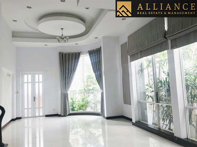4 Bedroom Office for rent in Thao Dien Ward, District 2, Ho Chi Minh city.