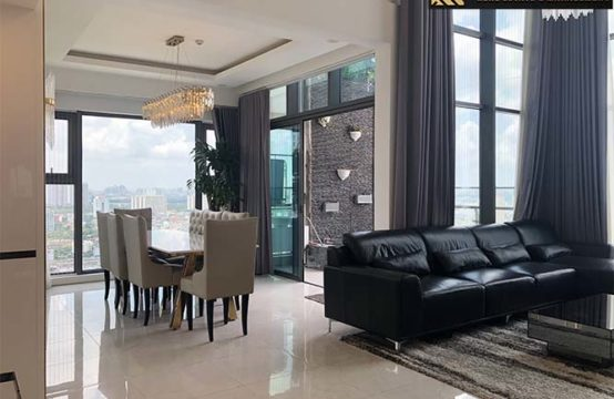 4 Bedroom Duplex Apartment (Gateway) for sale in Thao Dien Ward, District 2, Ho Chi Minh City.