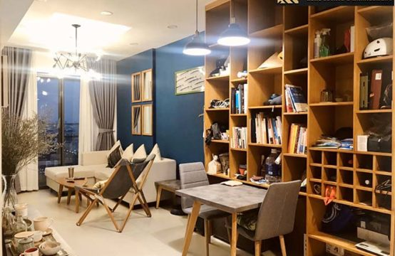1 Bedroom Apartment (Gateway) for rent in Thao Dien Ward, District 2, Ho Chi Minh City.