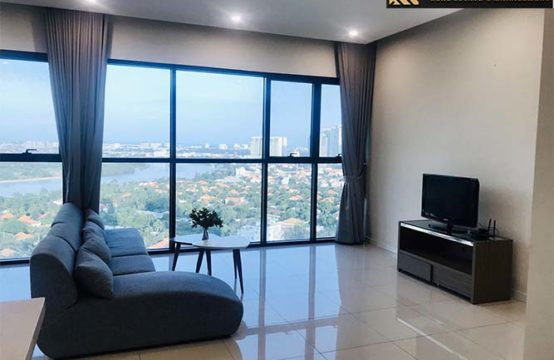 3 Bedroom Apartment (The Acsent) for sale in Thao Dien Ward, District 2, Ho Chi Minh City.
