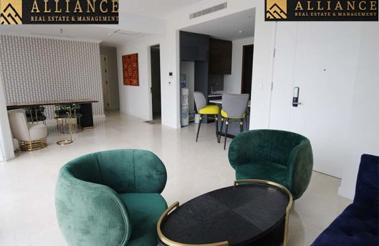 3 Bedroom Apartment (Nassim) for rent in Thao Dien Award, District 2, Ho Chi Minh City.