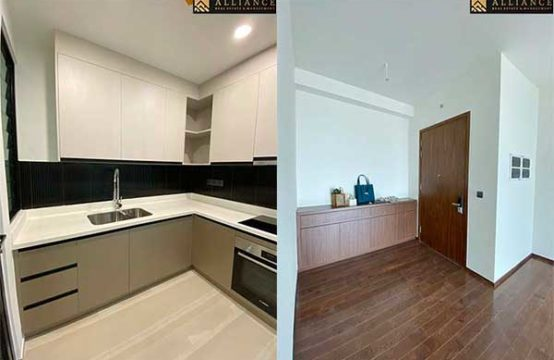 2 Bedroom Apartment (D'EDGE) for rent in Thao Dien ward, District 2, Ho Chi Minh City.