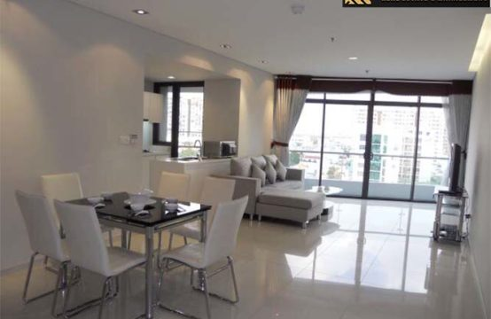 2 Bedroom Apartment (City Garden) for sale in Binh Thanh District, Ho Chi Minh City.