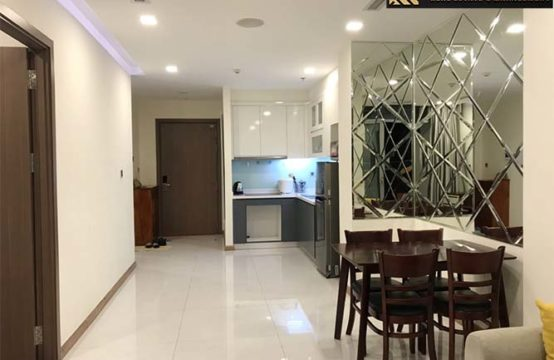 2 Bedroom Apartment (Vinhomes Central Park) for rent in Binh Thanh District, Ho Chi Minh City.