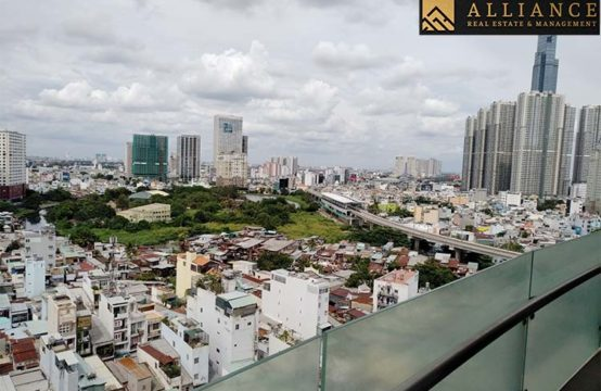 1 Bedroom Apartment (City Garden) for rent in Binh Thanh District, Ho Chi Minh City.