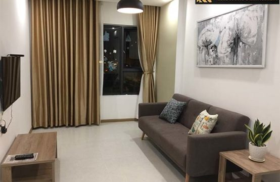 1 Bedroom Apartment (New City) for rent in Binh Khanh ward, District 2, Ho Chi Minh City.