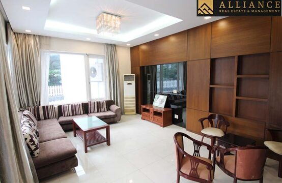 6 Bedroom House for rent in Thao Dien Ward, District 2, Ho Chi Minh City.