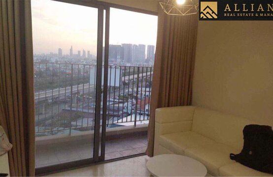 2 Bedroom Apartment (ONE VERANDAH) for rent Thanh My Loi Ward, District 2, Ho Chi Minh City.