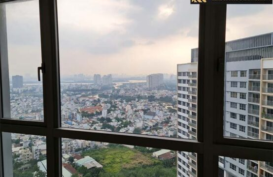 3 Bedroom Apartment (Palm Heights) for sale An Phu Ward, District 2, Ho Chi Minh City.