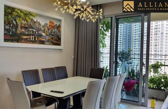 3 Bedroom Apartment (Estella Heights) for rent An Phu Ward, District 2, Ho Chi Minh City.