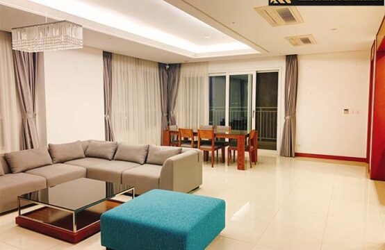 3 Bedroom Apartment (XI) for rent in Thao Dien Ward, District 2, Ho Chi Minh City.