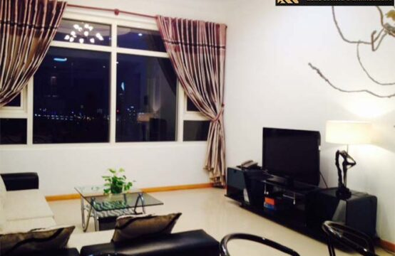 2 Bedroom Apartment (Saigon Pearl) for rent in Binh Thanh District, Ho Chi Minh City.