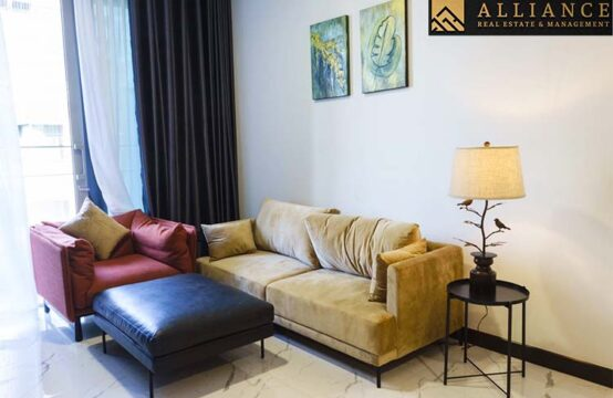 1 Bedroom Apartment (EMPIRE CITY ) for rent in Thu Thiem Ward, District 2, Ho Chi Minh City.