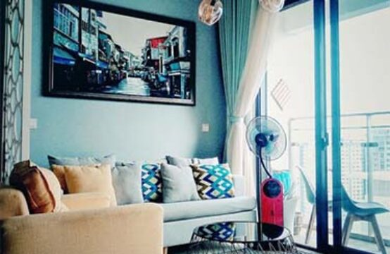 2 Bedroom Apartment (Estella Heights ) for rent in An Phu Ward, District 2, HCM City.