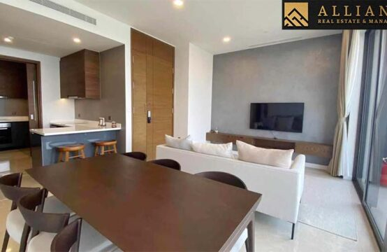 3 Bedroom Apartment (Nassim) for rent in Thao Dien Ward, District 2, HCM City.