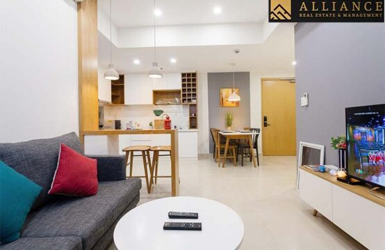2 Bedroom Apartment (Masteri Thao Dien) for rent in Thao Dien Ward, District 2, HCM City.