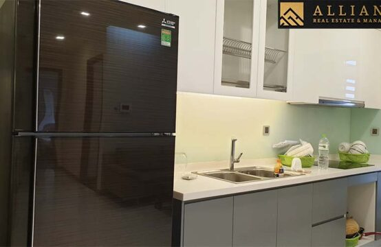 2 Bedroom Aparment (Vinhomes Central Park) for rent in Binh Thanh District, Ho Chi Minh City.