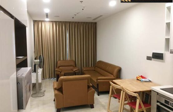1 Bedroom Apartment (Vinhomes Golden River) for rent in District 1, Ho Chi Minh City.