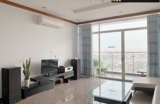 4 Bedroom Apartment (HAGL) for rent in Thao Dien Ward, District 2, Ho Chi Minh.