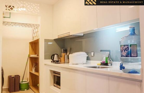Studio Apartment (Gateway) for rent in Thao Dien Ward, District 2, Ho Chi Minh.