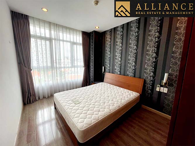 2 Bedroom Serviced Apartment for rent in Thao Dien Ward, District 2, Ho Chi Minh City.
