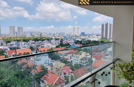 3 Bedroom Apartment (D'EDGE) for rent in Thao Dien Ward, District 2, Ho Chi Minh.