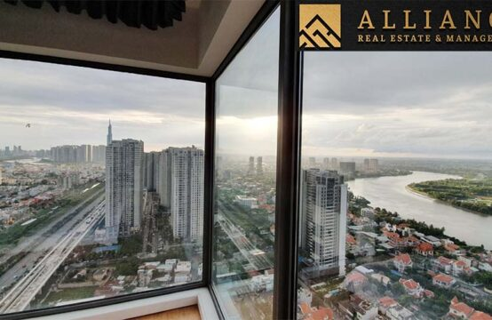 4 Bedroom Apartment (Gateway) for rent in Thao Dien Ward, District 2, Ho Chi Minh.