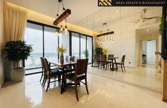 1 Bedroom Apartment (Gateway) for rent in Thao Dien Ward, District 2, Ho Chi Minh.
