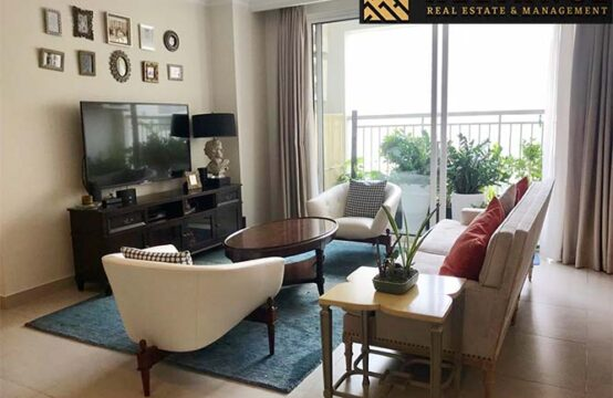 2 Bedroom Apartment (Tropic Garden) for sale in Thao Dien Ward, District 2, Ho Chi Minh City.
