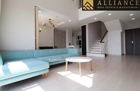 3 Bedroom Apartment (Tropic Garden) for sale in Thao Dien Ward, District 2, Ho Chi Minh City.
