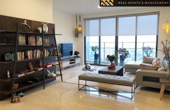 3 Bedroom Apartment (Nassim) for rent in Thao Dien Ward, District 2, Ho Chi Minh City.